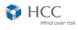 HCC health insurance