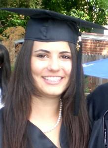 Kate Graduate Story