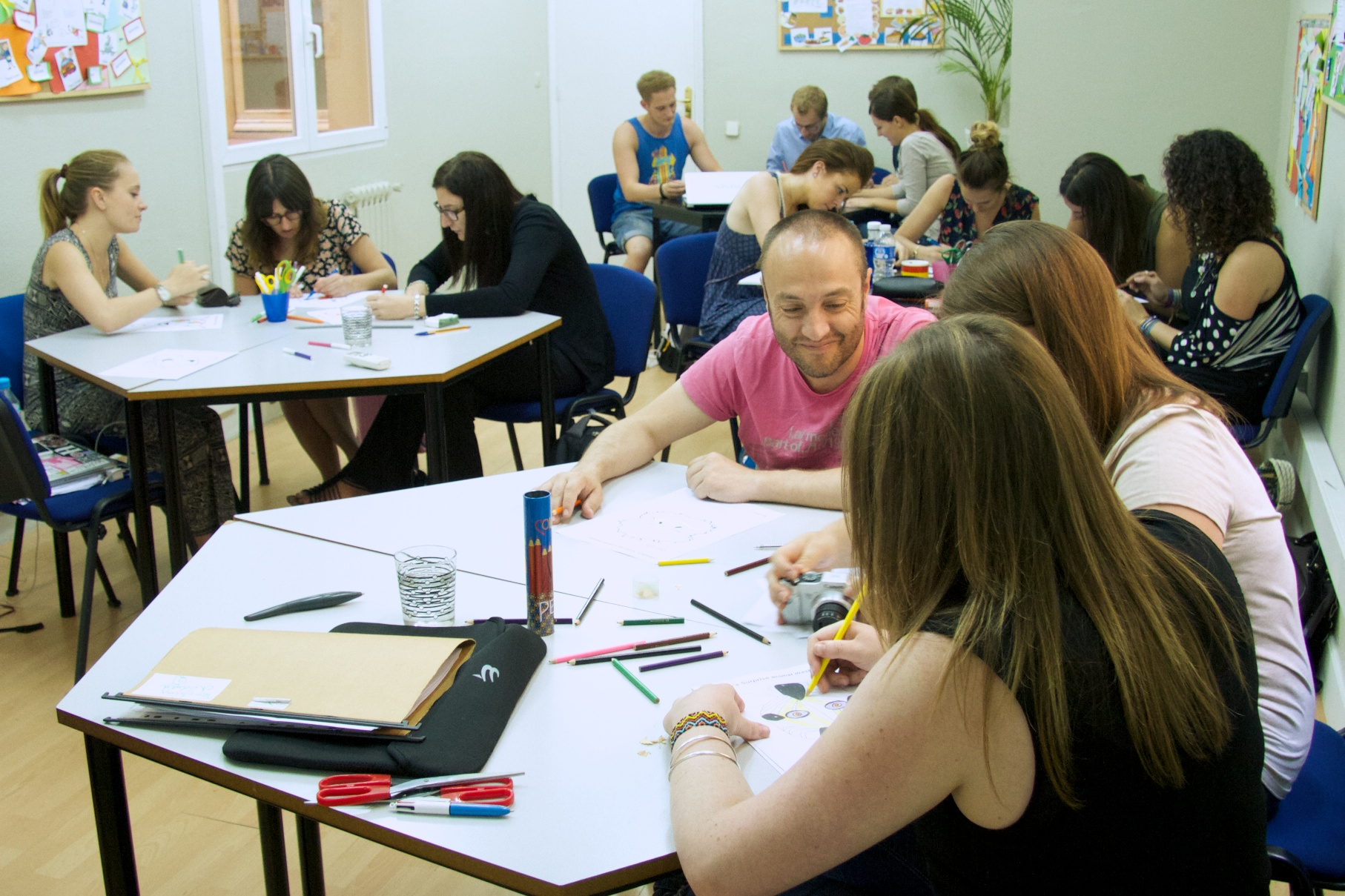 TEFL Course in Madrid