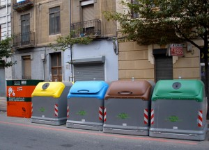 Recycle in Spain