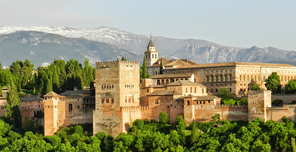 alhambra travel in spain