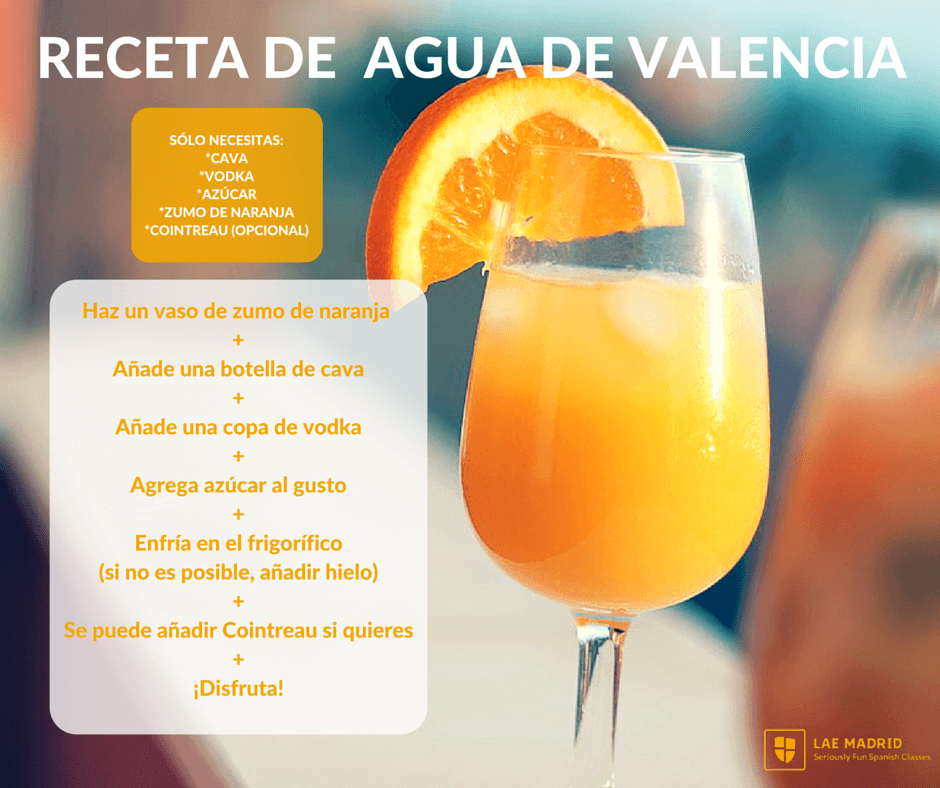 Agua de Valencia Travel in Spain