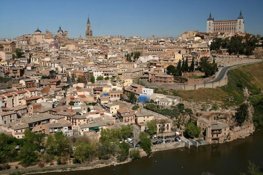 Toledo Travel in Spain