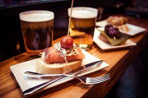 free tapas in Madrid