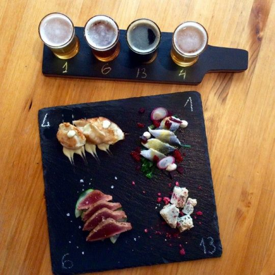 Stuyck best craft beer places in Madrid